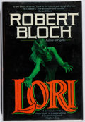 Books:Horror & Supernatural, Robert Bloch. INSCRIBED. Lori. TOR, 1989. First edition,first printing. Signed and inscribed by the author. Min...