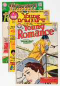 Bronze Age (1970-1979):Romance, Young Romance Group (DC, 1964-75) Condition: Average VG-....(Total: 84 Comic Books)