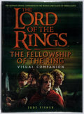 Books:Science Fiction & Fantasy, Jude Fisher. INSCRIBED BY IAN MCKELLEN. The Lord of the Rings, The Fellowship of the Ring: Visual Companion. Houghto...
