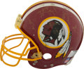 Football Collectibles:Helmets, 1992 Washington Redskins Team Signed Authentic Helmet....