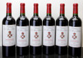 Red Bordeaux, Chateau Le Bon Pasteur. Pomerol. 2004 lscl Bottle (1). 20052lbsl Bottle (5). ... (Total: 6 Btls. )