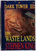 Books:Horror & Supernatural, Stephen King. The Dark Tower III: The Waste Lands. Hampton Falls: Grant, [1991]. First edition, first printing. Octa...