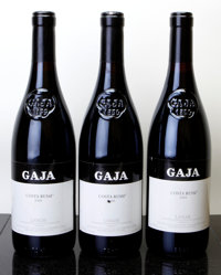 Barbaresco Costa Russi, Gaja 2000 2lbsl, 1nl Bottle (2) 2001 lscl Bottle (1)