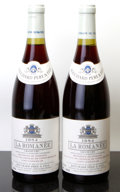 Red Burgundy, La Romanee 1984 . Bouchard Pere et Fils . ocb. Bottle (2).... (Total: 2 Btls. )