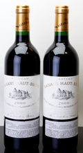 Red Bordeaux, Bahans Haut Brion 2000 . Pessac-Leognan. 2lbsl, 2lscl. Bottle (2). ... (Total: 2 Btls. )