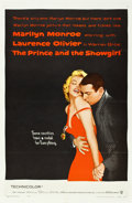 "Movie Posters:Romance, The Prince and the Showgirl (Warner Brothers, 1957). One Sheet (27""X 41"").. ..."