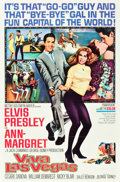 "Movie Posters:Elvis Presley, Viva Las Vegas (MGM, 1964). One Sheet (27"" X 41"") Style B.. ..."