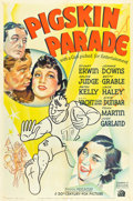 "Movie Posters:Musical, Pigskin Parade (20th Century Fox, 1936). One Sheet (27"" X 41"")....."
