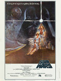"Movie Posters:Science Fiction, Star Wars (20th Century Fox, 1977). Poster (30"" X 40"") Style A....."