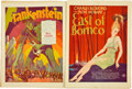 "Movie Posters:Miscellaneous, Universal Exhibitor Book (Universal, 1931-1932). Exhibitor Book (34Pages, 10.5"" X 14.5"").. ..."