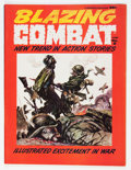 Magazines:Miscellaneous, Blazing Combat #2 (Warren, 1966) Condition: VF/NM....