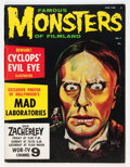 Magazines:Horror, Famous Monsters of Filmland #7 (Warren, 1960) Condition: VG+....