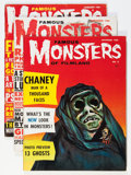 Magazines:Horror, Famous Monsters of Filmland #8-15 Group (Warren, 1960-61) Condition: Average VG+.... (Total: 8 Comic Books)