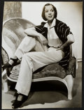 """Movie Posters, Ida Lupino in Artists and Models (Universal, 1937). Portrait Photo(12.5"""" X 16.75"""").. ..."""