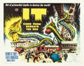 "Movie Posters:Science Fiction, It Came from Beneath the Sea (Columbia, 1955). Half Sheet (22"" X28"").. ..."
