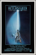 "Movie Posters:Science Fiction, Return of the Jedi (20th Century Fox, 1983). One Sheet (27"" X 41"")Style A. Science Fiction.. ..."