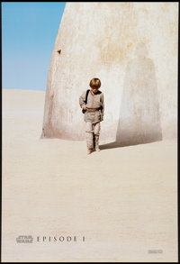 "Star Wars: Episode I - The Phantom Menace (20th Century Fox, 1999). One Sheet (27"" X 39.75""). Science Fiction..."