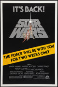 """Movie Posters:Science Fiction, Star Wars (20th Century Fox, R-1981). One Sheet (27"""" X 41"""").Science Fiction.. ..."""