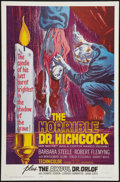 "Movie Posters:Horror, The Horrible Dr. Hichcock/ The Awful Dr. Orloff Combo (Sigma IIICorp., 1964). One Sheet (27"" X 41""). Horror.. ..."