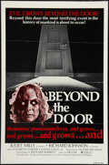 "Movie Posters:Horror, Beyond the Door & Other Lot (Film Ventures International, 1975). One Sheets (2) (27"" X 41""). Horror.. ... (Total: 2 Items)"