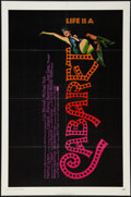 """Movie Posters:Musical, Cabaret (Allied Artists, 1972). One Sheet (27"""" X 41""""). Musical....."""
