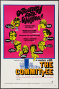 "Movie Posters:Comedy, The Committee (Commonwealth, 1969). One Sheet (27"" X 41""). Comedy.. ..."