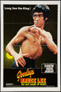 "Movie Posters:Action, Goodbye, Bruce Lee (Aquarius Releasing, 1975). One Sheet (27"" X 41""). Action.. ..."