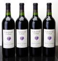Domestic Cabernet Sauvignon/Meritage, Cakebread Cellars Cabernet Sauvignon 2007 . Napa Valley.Bottle (4). ... (Total: 4 Btls. )