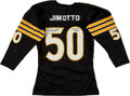 "Football Collectibles:Uniforms, Jim Otto ""HOF 1980"" Signed Oakland Raiders Jersey...."