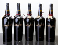 ZD Cabernet Sauvignon NV Abacus IV Bottle (1) NV Abacus IX Bottle (4)