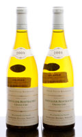 White Burgundy, Chevalier Montrachet 2008 . M. Niellon . 1sdc. Bottle (2). ... (Total: 2 Btls. )