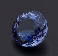 Unmounted Tanzanite Gemstone