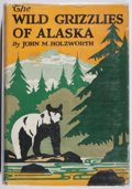 Books:Natural History Books & Prints, John M. Holzworth. The Wild Grizzlies of Alaska. Putnam, 1930. First edition, first printing. Jacket sunned and ...