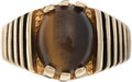 Music Memorabilia:Memorabilia, Elvis Presley's Tiger Eye Ring....