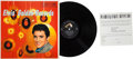 "Music Memorabilia:Recordings, Elvis' Golden Records Mono LP (RCA LPM-1707, 1958) with ""Fabulous Offer"" Insert. ..."