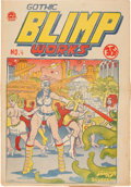 Silver Age (1956-1969):Alternative/Underground, Gothic Blimp Works #4 (East Village Other, 1969) Condition: FN-....