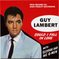 "Music Memorabilia:Props, Elvis Presley ""Could I Fall In Love"" - Picture Sleeve Prop forDouble Trouble (1967)...."