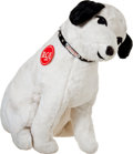 Music Memorabilia:Memorabilia, Elvis Presley Stage-Used Plush Nipper Dog....