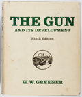 Books:Sporting Books, W. W. Greener. The Gun and Its Development. Bonanza, 1967. Later edition. Minor toning and thumbing. Jacket with sma...