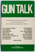 Books:Sporting Books, Dave Moreton [editor]. Gun Talk. Winchester, 1973. Firstedition, first printing. Mild toning. Spine sunned. Ver...