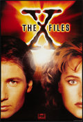 """Movie Posters:Science Fiction, The X Files (20th Century Fox, 1994). Television One Sheet (27"""" X41""""). Science Fiction.. ..."""