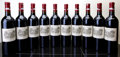 Red Bordeaux, Chateau Lafite Rothschild 2006 . Pauillac. Bottle (10). ... (Total: 10 Btls. )
