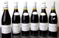 Red Burgundy, Chambertin 1985 . Maison Leroy . 2lbsl, 5bsl, 1lwisl, 2cuc,1-missing vintage label-believed to be 1985, different impor...(Total: 6 Btls. )