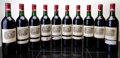 Red Bordeaux, Chateau Lafite Rothschild 1989 . Pauillac. different importers. Bottle (10). ... (Total: 10 Btls. )