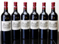 Red Bordeaux, Chateau Lafite Rothschild 2005 . Pauillac. owc. Bottle (6).... (Total: 6 Btls. )