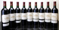 Red Bordeaux, Chateau Margaux 2000 . Margaux. 3lbsl, 4lscl. Bottle (9).... (Total: 9 Btls. )