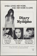 """Movie Posters:Adult, Diary of a Nympho & Other Lot (Howard Mahler Films, 1973). One Sheets (2) (27"""" X 41"""" & 28"""" X 42""""). Adult.. ... (Total: 2 Items)"""