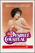 """Movie Posters:Adult, Inside Desiree Cousteau & Other Lot (Gail, 1979). One Sheets (2) (25"""" X 38""""). Adult.. ... (Total: 2 Items)"""