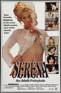 """Serena: An Adult Fairy Tale & Other Lot (Unknown, 1979). One Sheets (2) (27"""" X 40"""" & 27"""" X 41&quo..."""