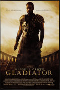 """Movie Posters:Action, Gladiator (Universal, 2000). One Sheet (27"""" X 40"""") DS. Action.. ..."""